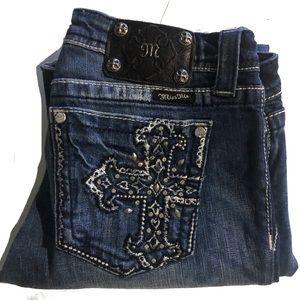 Miss Me Boot Denim Jeans Size 31